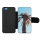 Apple iPhone 5c Wallet case (front printed)