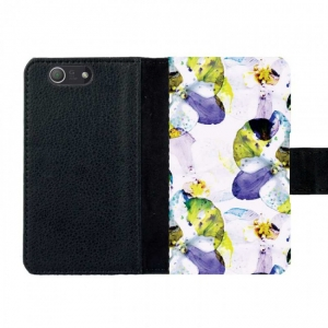 Sony Xperia Z3 Compact Wallet case (front printed)