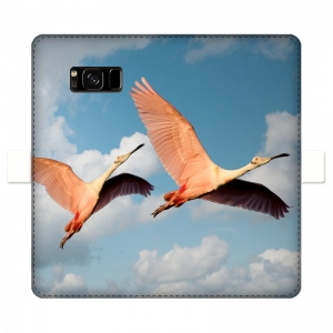Samsung Galaxy S8 Wallet case (fully printed)