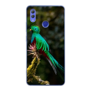 Honor Note 10 Soft case (back printed, transparent)