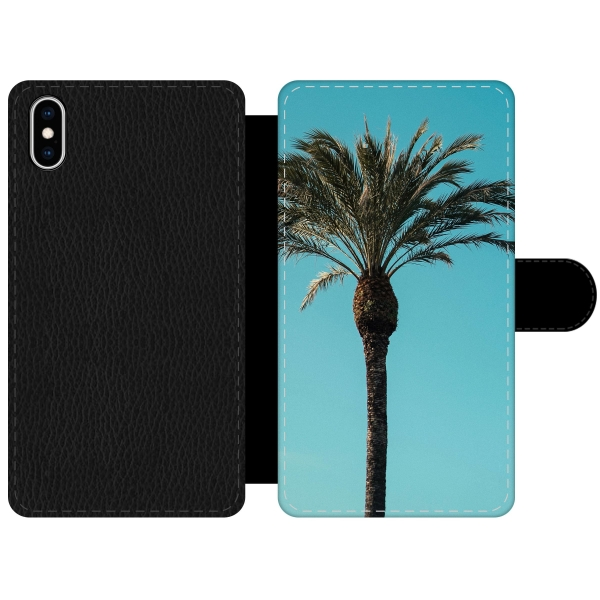 Apple iPhone Xs Max Wallet case (front printed)