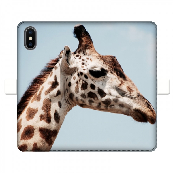 Apple iPhone X/Xs Wallet case (fully printed)