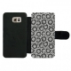 Samsung Galaxy S7 Wallet case (front printed)