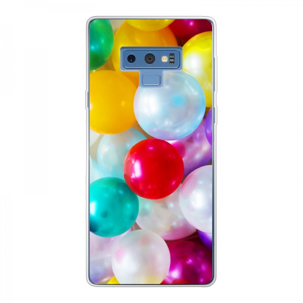 Samsung Galaxy Note 9 Soft case (back printed, transparent)