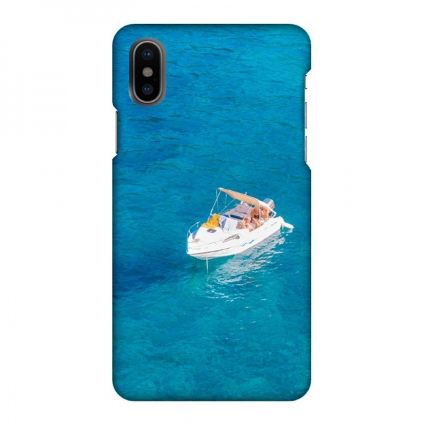 Apple iPhone X/Xs Hard case (fully printed, gloss)