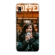 Samsung Galaxy A10 Soft case (back printed, transparent)