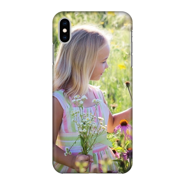 Apple iPhone Xs Max Hard case (fully printed, deluxe)