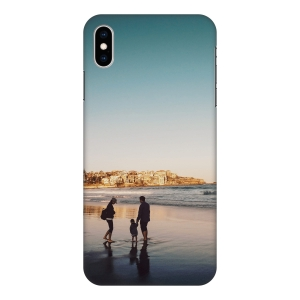 Apple iPhone Xs Max Hard case (fully printed, gloss)