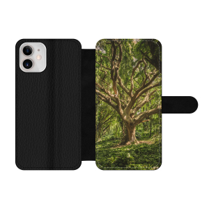 Apple iPhone 12 Wallet case (front printed)